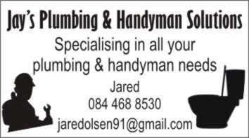 Jay's Plumbing Business Cards